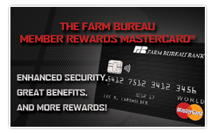 Farm Bureau Bank Credit Card