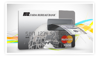 Farm Bureau Bank MasterCard Credit Card Rewards