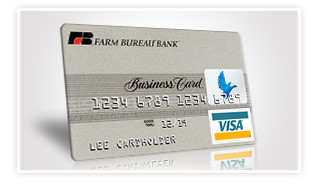 Farm Bureau Bank Business Card