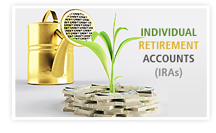 the benefits of individual retirement accounts Start studying 112 individual retirement accounts (iras) learn vocabulary, terms, and more with flashcards, games, and other study tools.