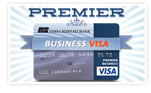 Farm Bureau Bank Premier Business Credit Card