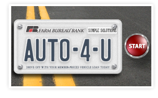 Farm Bureau Bank Vehicle Loans