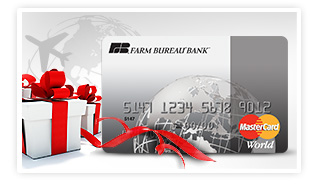 Farm Bureau Bank World Credit Cards